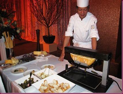 Jin Loves To Eat Paul Amp Ritz S Wedding Reception Hong